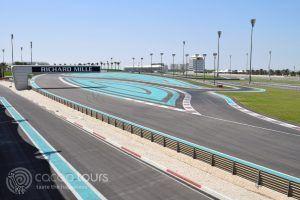 пистата на Формула 1, Абу Даби, ОАЕ