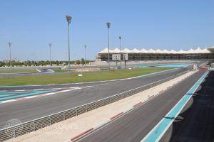 Формула 1 писта, Абу Даби, ОАЕ