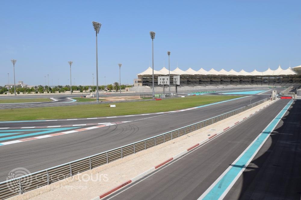 Formula 1, Abu Dhabi, UAE