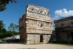 La Iglesia, Chichen Itza, Mexico