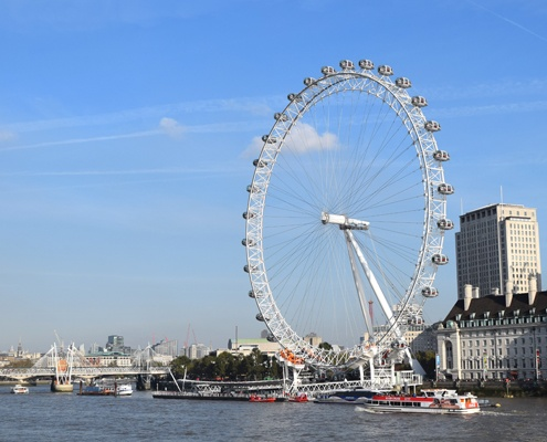 Есенен ден в Лондон