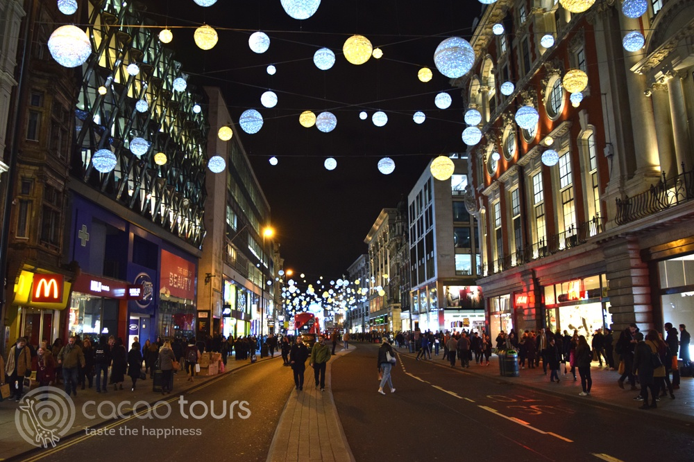 Oxford Street, London, United Kingdom
