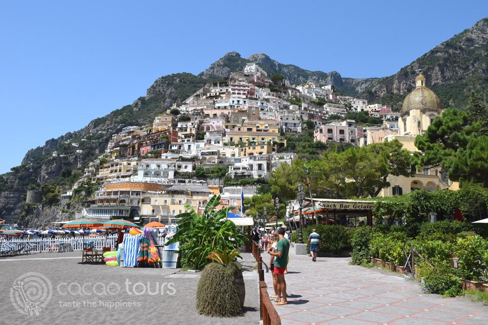 Позитано, Амалфийско крайбрежие, Италия (Positano, Amalfi Coast, Italy)