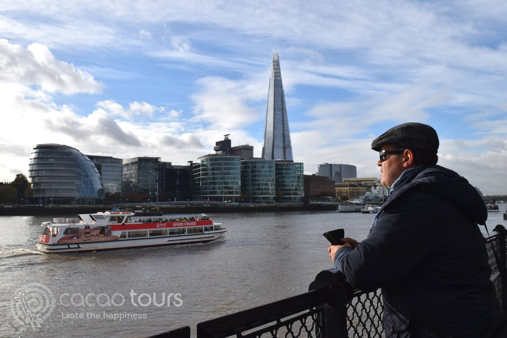 River Cruise Thames, London, United Kingdom