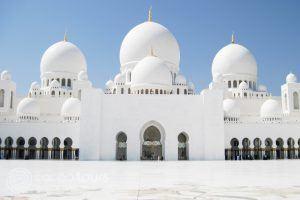 Шейх Зайед, Sheikh Zayed Mosque, Abu Dhabi, UAE