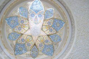 цвете, джамията Шейх Зайед, Абу Даби, ОАЕ