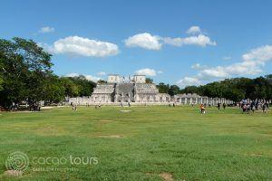 Templo de los Guerreros, Chichen Itza, Mexico