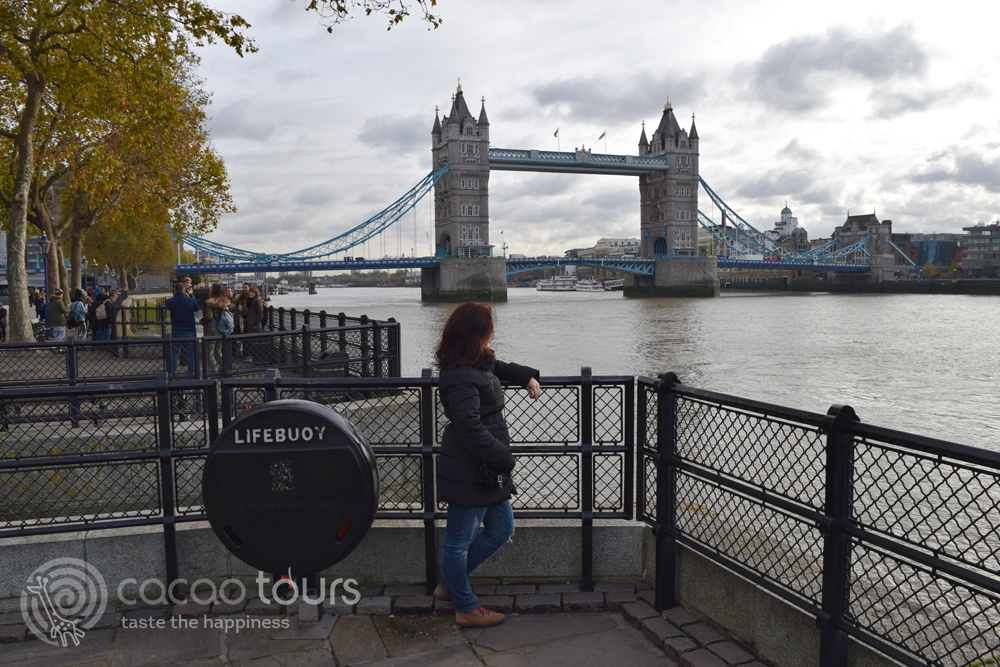 Тауър бридж (Tower Bridge) , Лондон, Англия (London, United Kingdom)
