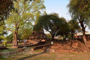 Ват Ратчабурана, Аютая, Тайланд