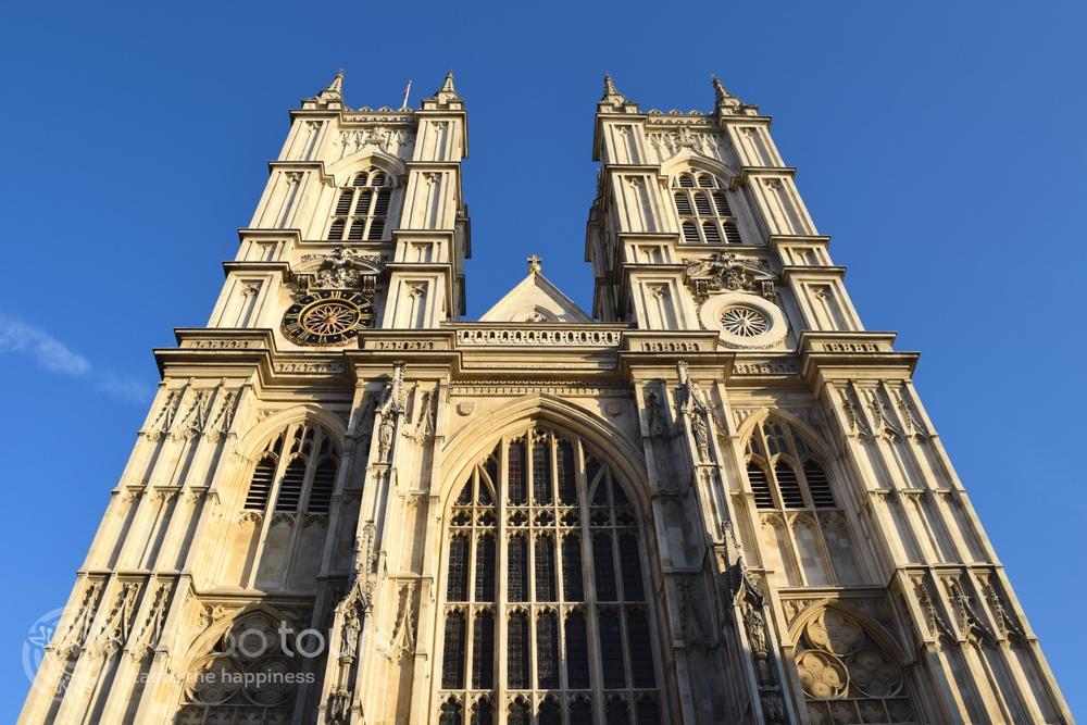 Уестминстърското абатство(Westminster Abbey) в Лондон, Англия (London, United Kingdom)