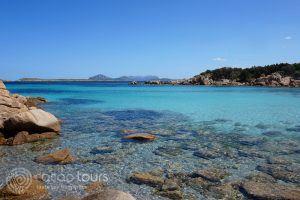 Capriccioli Beach, Sardinia island, Italy