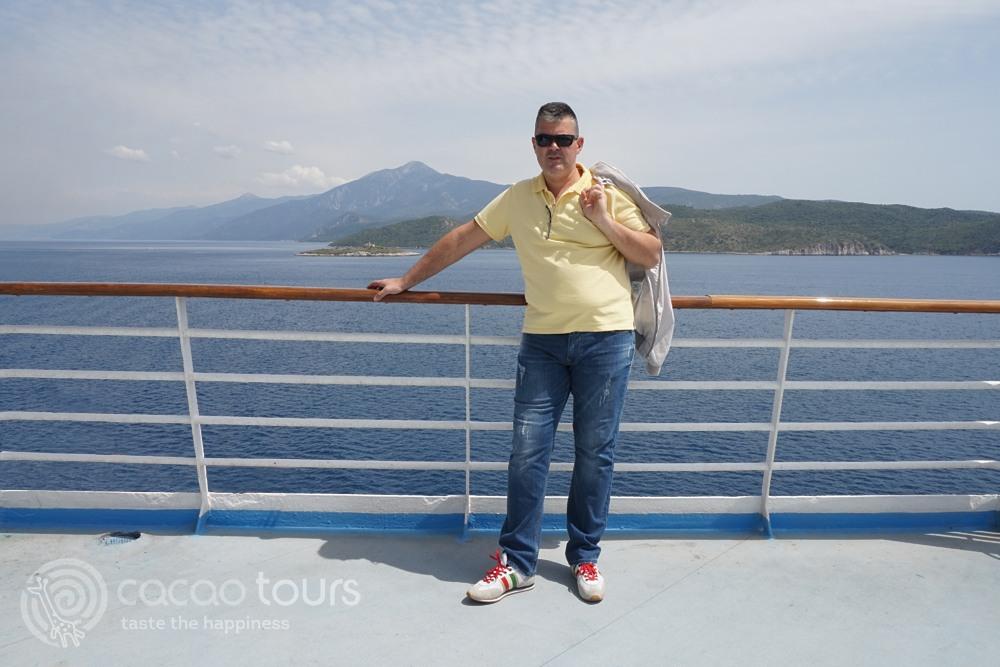 Celestyal Olympia cruise, Greece
