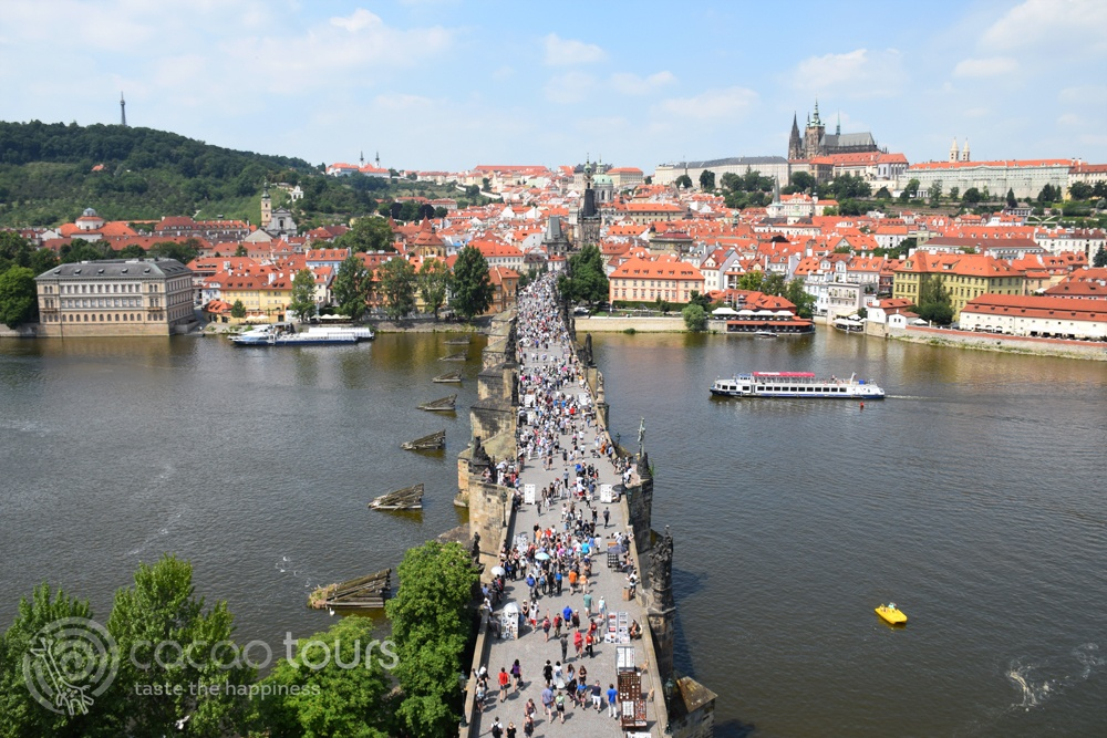 Charles Bridge Prague, Czech Republic