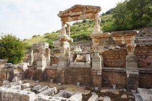Ephesus, Kusadasi, Turkey