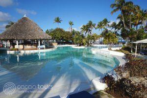 бар край басейна на хотел Melia Varadero, Варадеро, Куба