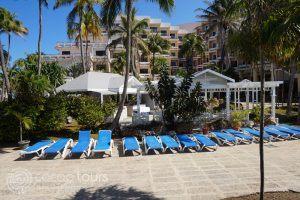 територия на хотел Melia Varadero, Варадеро, Куба