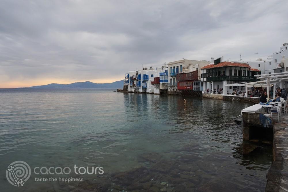 """Първа спирка от великденския круиз """"Легендите на Егейско море"""" - остров Миконос (Mykonos, Greece)"""