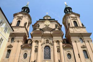 St. Nicholas church, Prague, Czech Republic