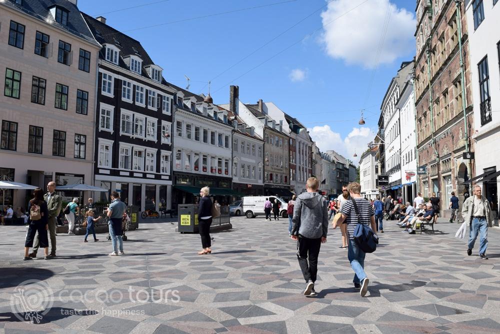 Stroget, Copenhagen, Denmark