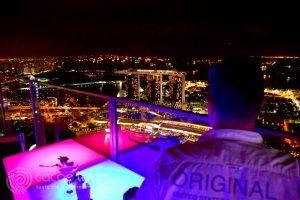 скай бар 1 Altitude, Сингапур
