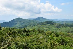 гледка от Биг Буда, Пукет, Тайланд