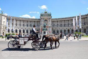Imperial Palace, Vienna, Austria