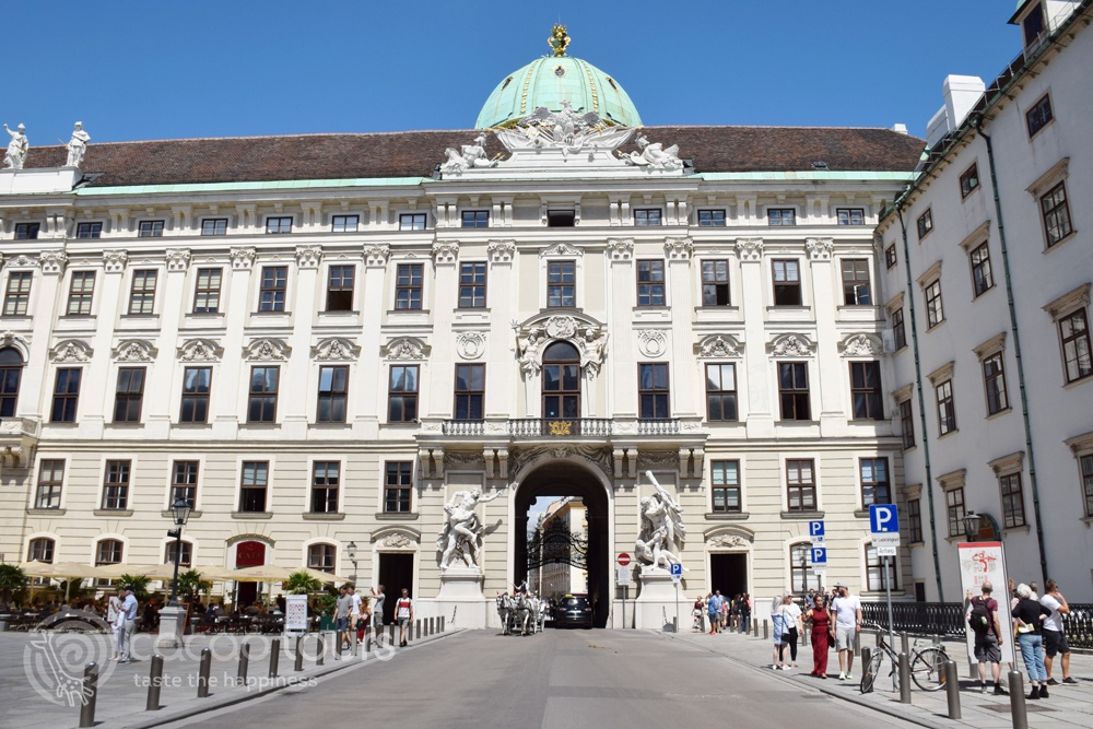 Imperial Palace, Vienna, Austria