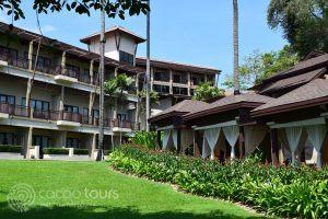 територия на Impiana Resort, Чауенг Ной, Ко Самуи, Тайланд