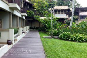 градина Impiana Resort, Чауенг Ной, Ко Самуи, Тайланд
