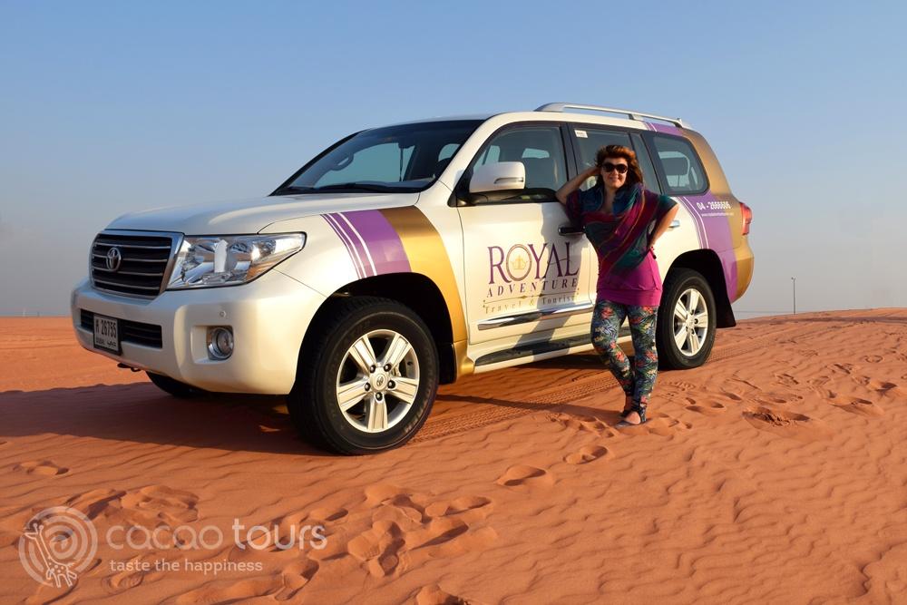 Jeep Safari, Dubai, UAE