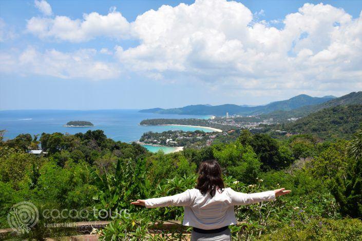 снимка към Ката и Карон, Пукет, Тайланд