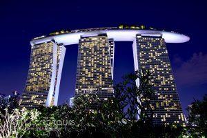 хотел Марина Бей Сандс, Сингапур