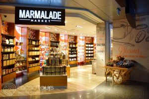 Marmalade, летище Hamad International Airport, Доха, Катар
