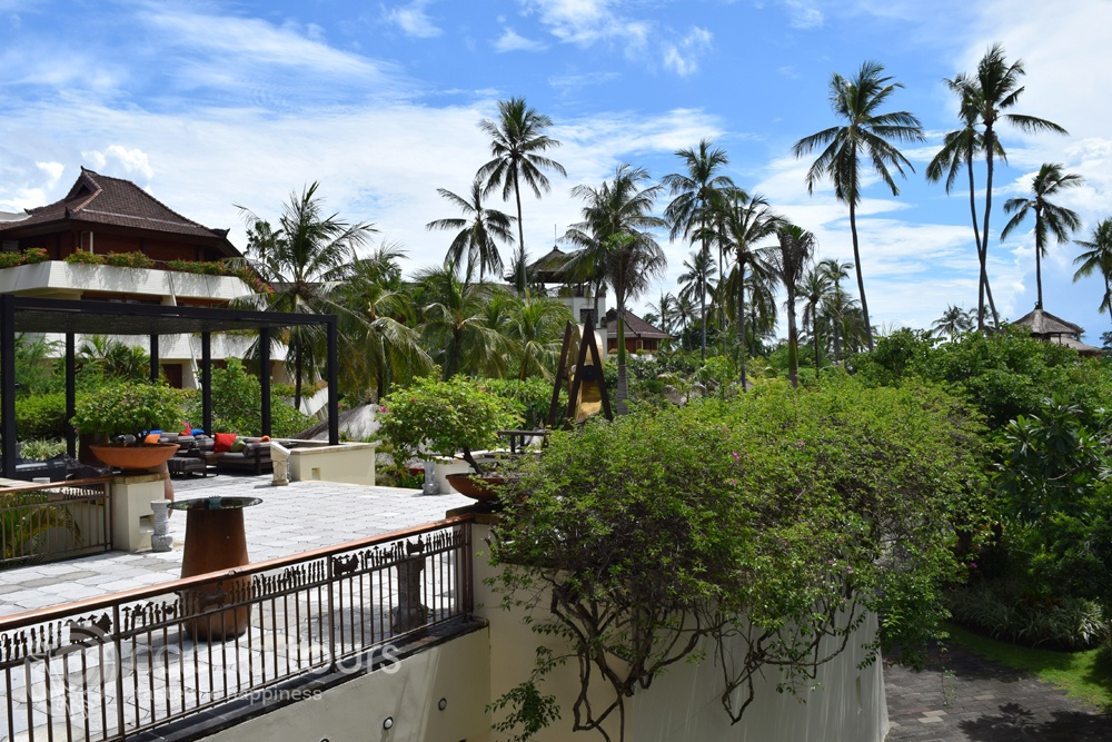 Територията на хотелски комплекс в Нуса Дуа, остров Бали