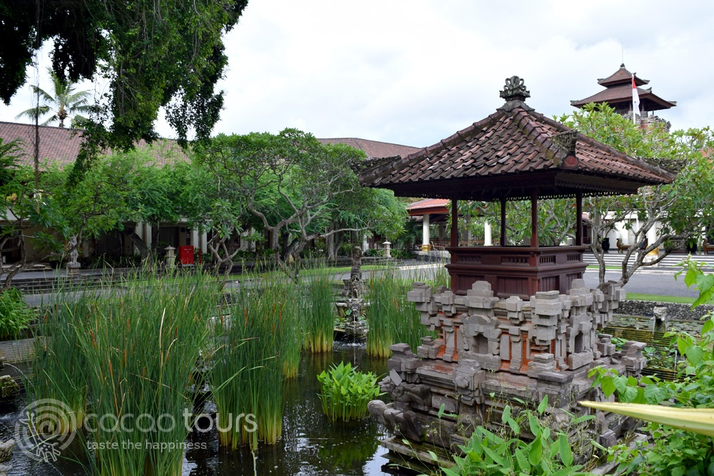 Хотелски комплекс в Бали, Индонезия (Bali, Indonesia)