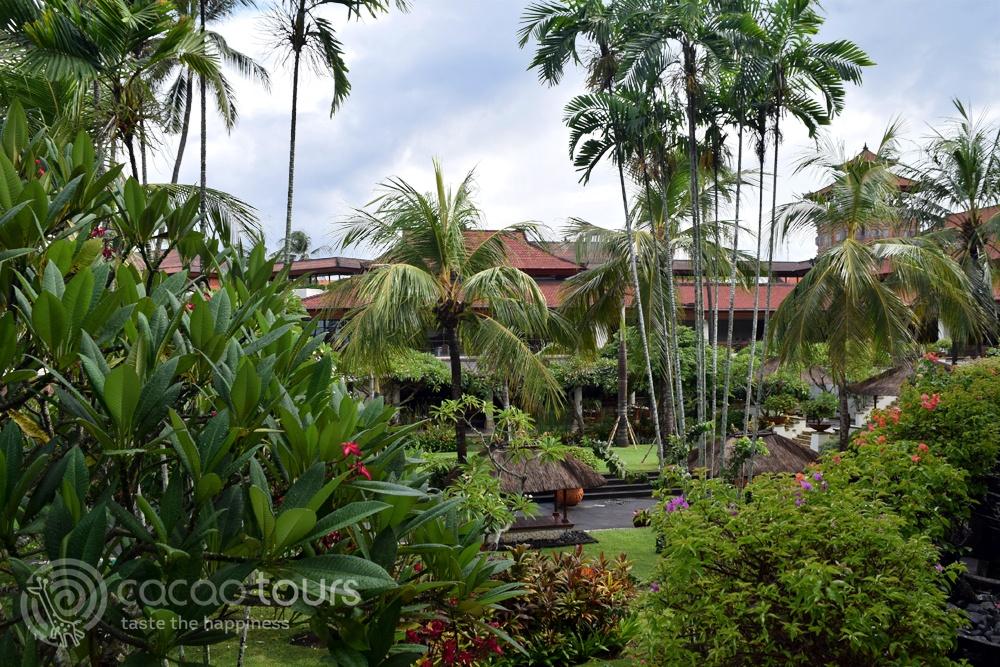 Хотелски комплекс Nusa Dua Beach Hotel and Spa, Бали, Индонезия (Bali, Indonesia)