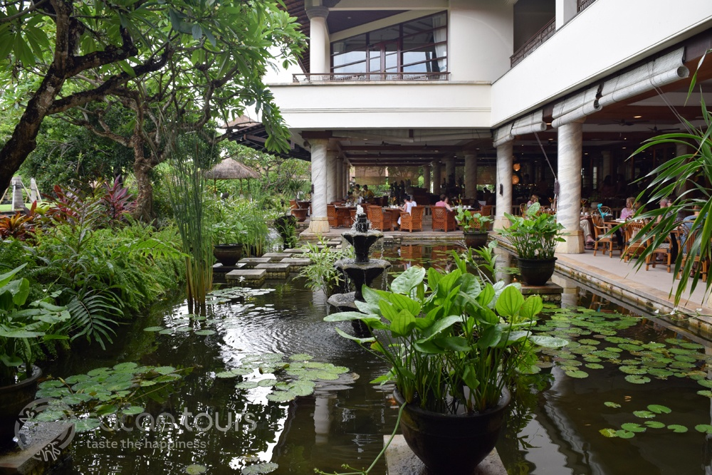 Nusa Dua Beach Hotel and Spa, Bali, Indonesia