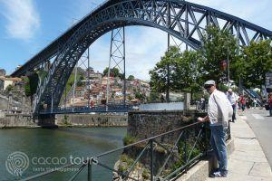 Ponte Dom Luis I, Porto, Portugal