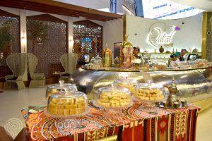 Qataf Café, летище Hamad International Airport, Доха, Катар