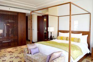 луксозна спалня Ritz Carlton Dubai, Дубай, ОАЕ