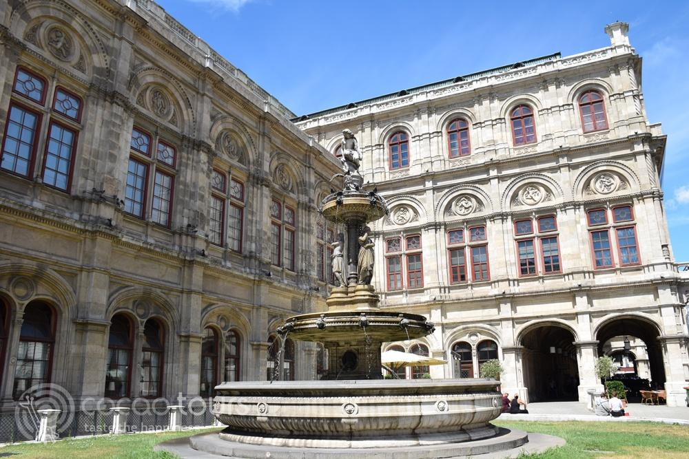 Wiener Staatsoper, Vienna, Austria