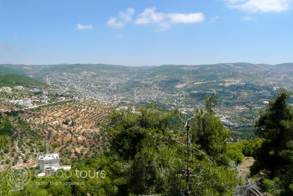 Ажлун, Йордания (Ajloun Castle, Jordan)