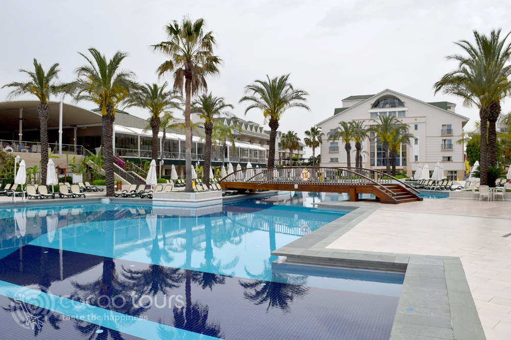 Alva Donna Exclusive Hotel & Spa 5*, Belek, Turkey