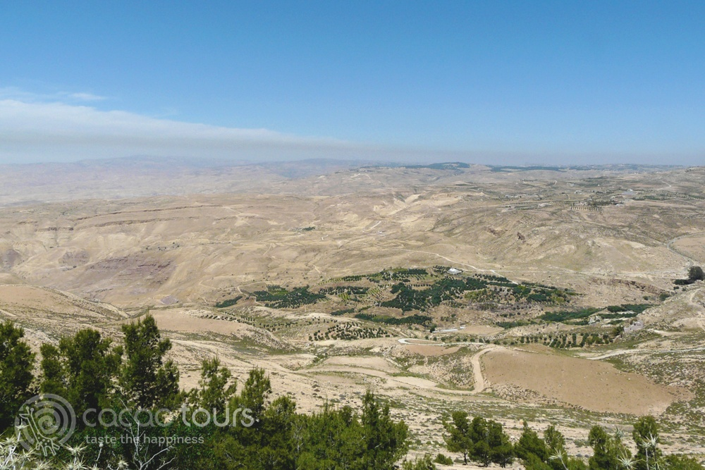 Mount Nebo, Jordan
