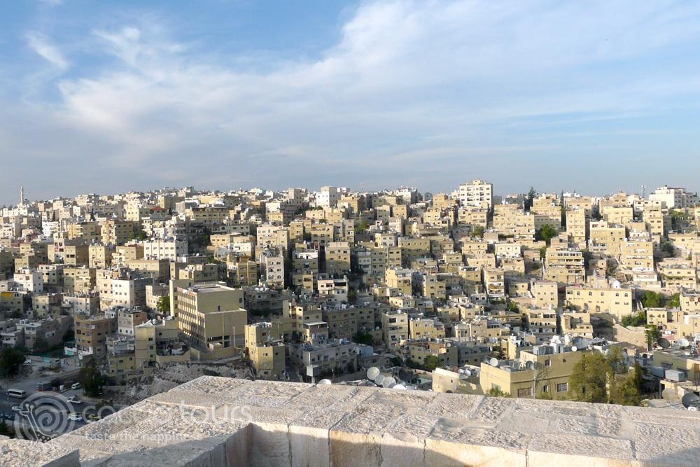Цитаделата на Аман, Йордания (The Citadel, Amman, Jordan)