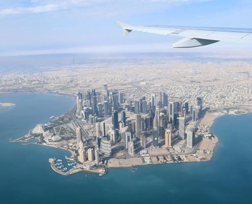 Летище Доха