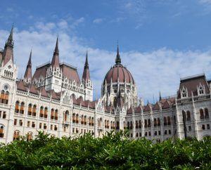 Унгарският парламент, Будапеща, Унгария