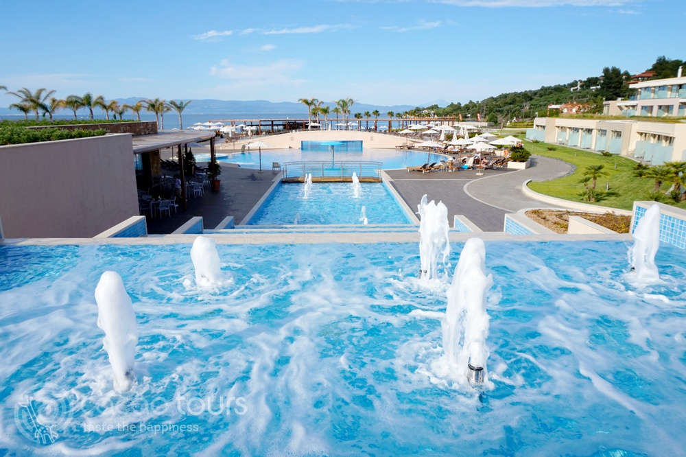 Miraggio Thermal Spa Resort, Halkidiki, Greece