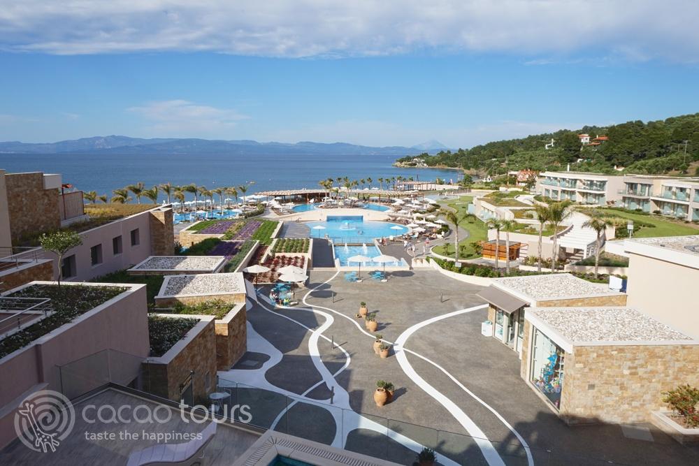 Топ хотел сред хотелите на Халкидики и Олимпийска ривиера - Miraggio Thermal Spa Resort, Halkidiki, Greece
