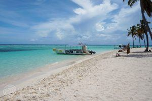 лодка на Саона, Пунта Кана, Доминикана